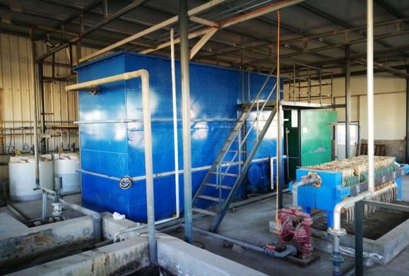 电镀废水处理工艺流程,电镀