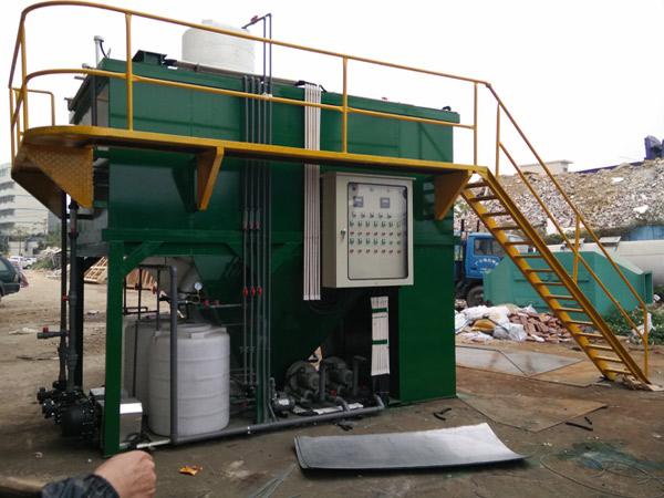 电絮凝设备,焦铜废水处理设备