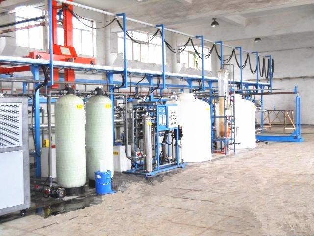 高频脉冲电絮凝污水处理设备,高效污水处理设