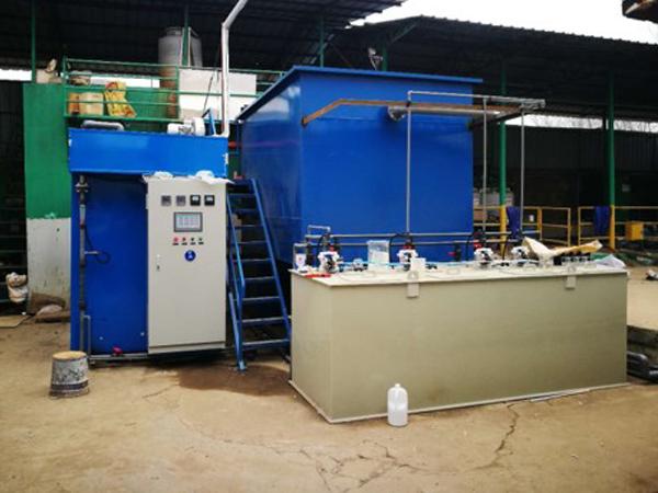 电絮凝污水处理设备,电絮凝工艺