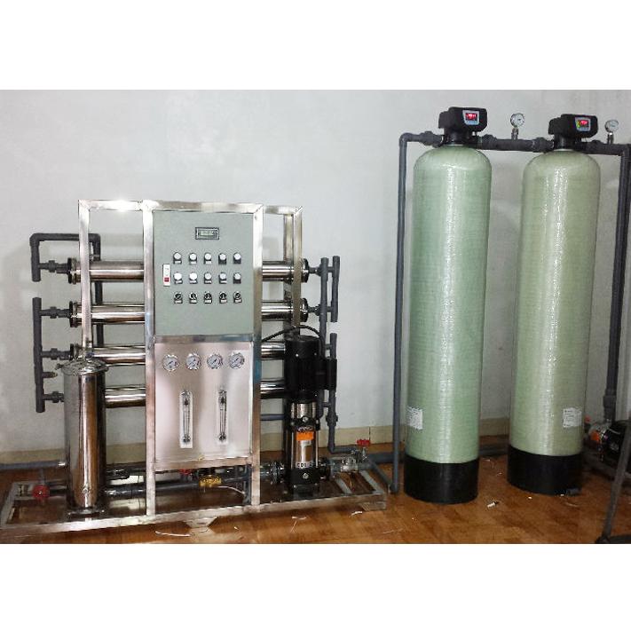 1吨反渗透净化水设备
