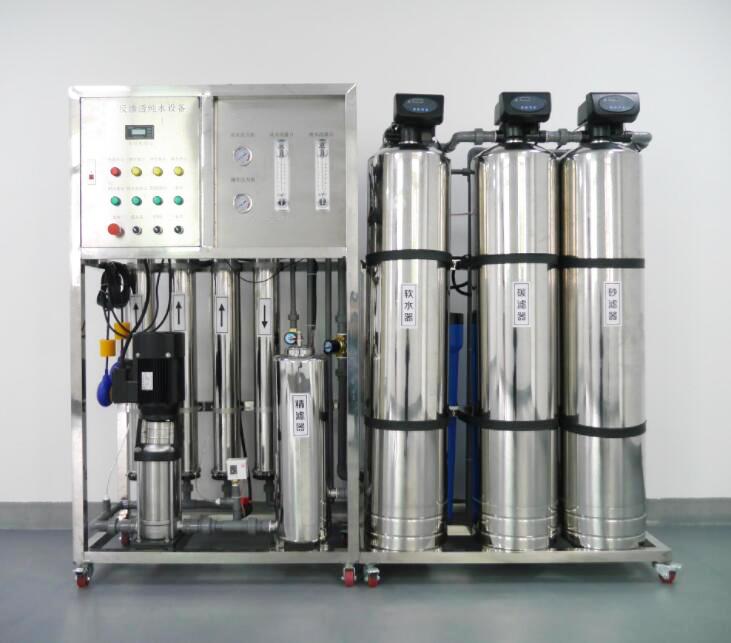 不锈钢反渗透净化水设备