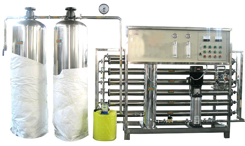 制药厂纯化水设备