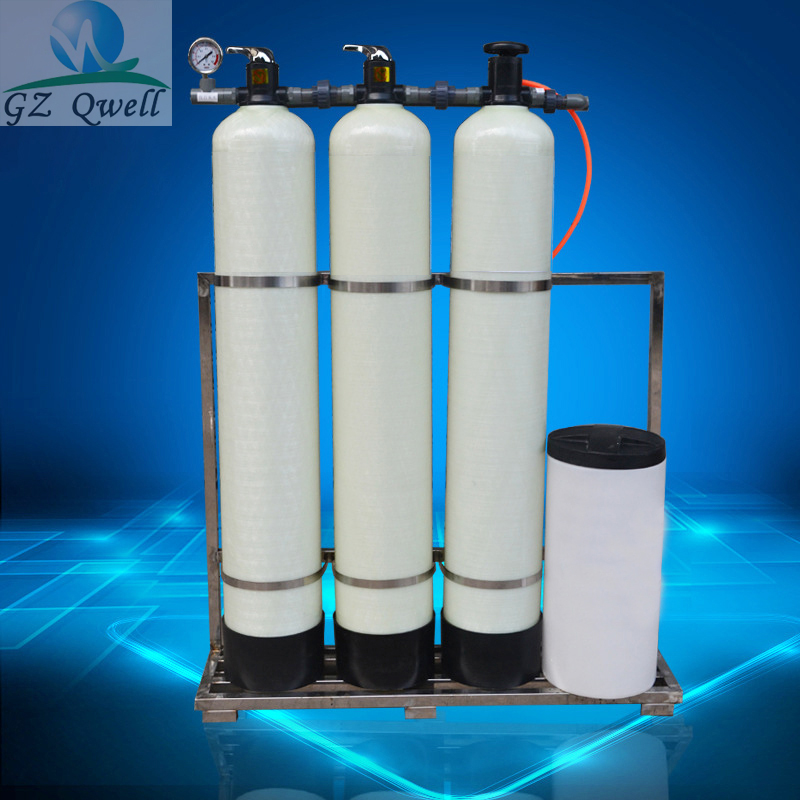 全自动锅炉软化水处理设备