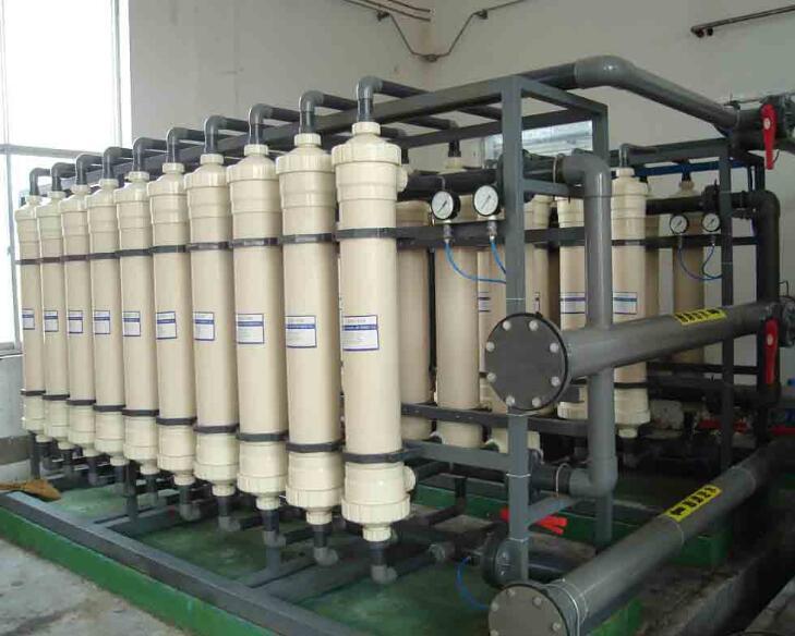 工业用超滤设备,中水回用设