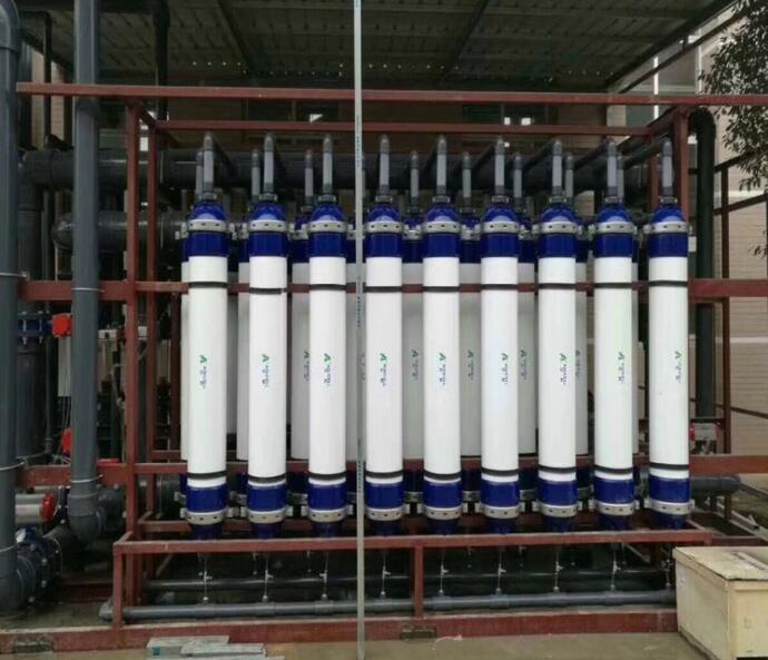 桶装山泉水设备,超滤水处理