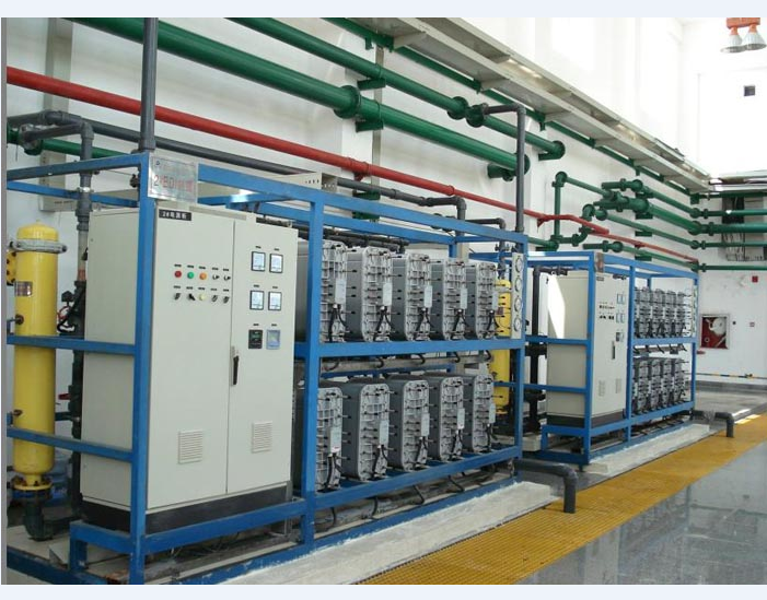EDI电除盐装置,超纯水设备