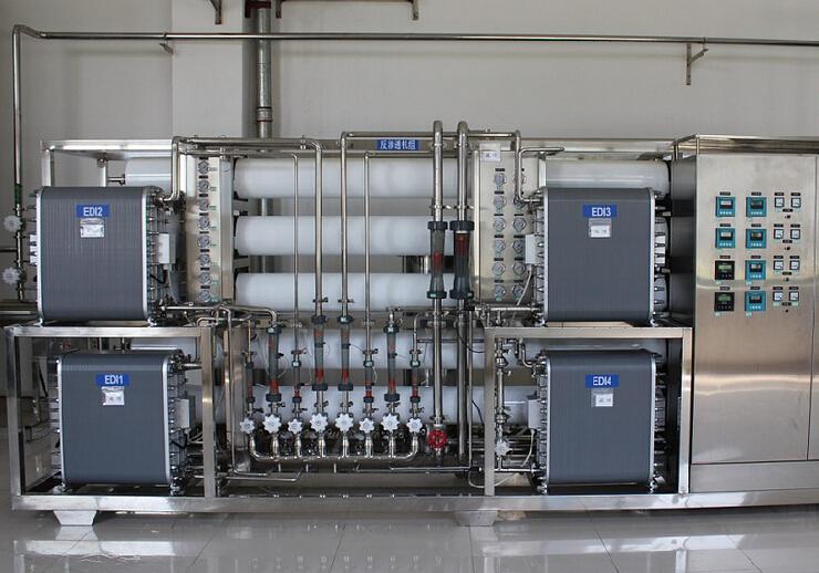 电子工业超纯水处理设备