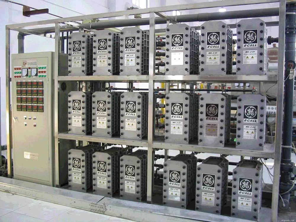 云南工业超纯水处理系统