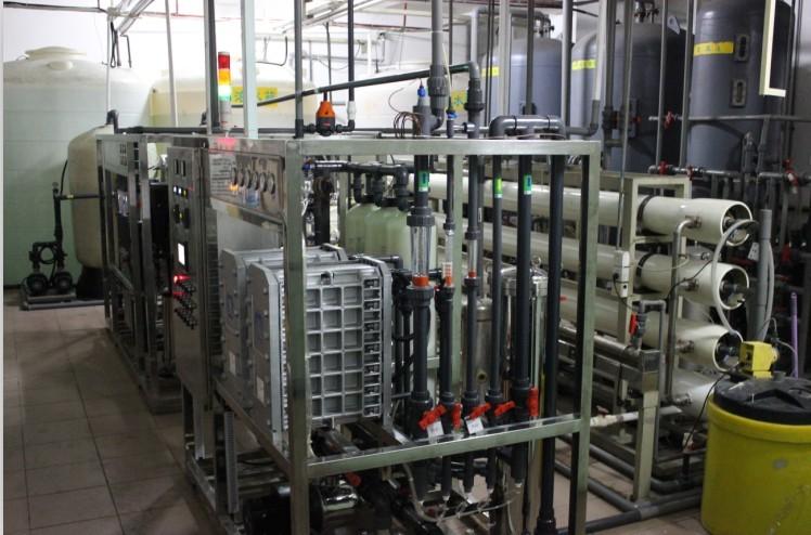 电池行业超纯水处理设备