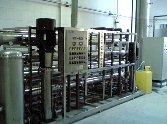 0.5吨反渗透校园直饮水设备