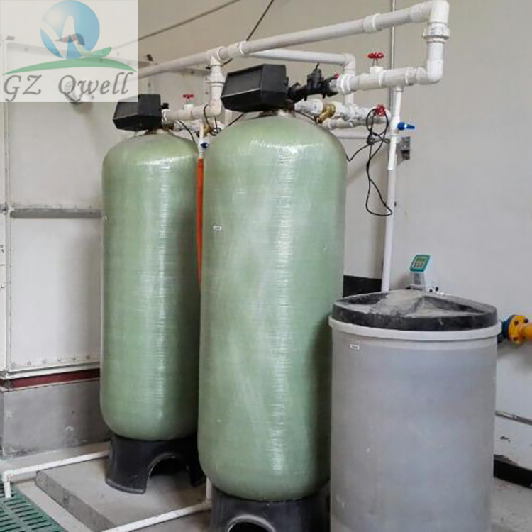 洗涤软化水处理系统,全自动