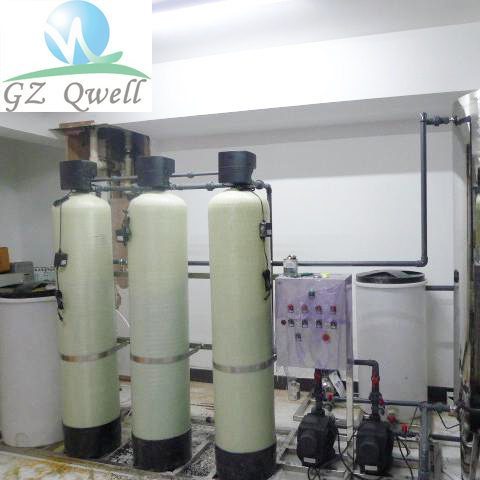 宾馆软化水处理设备