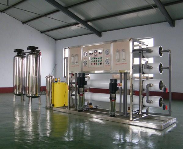 制药纯化水处理设备,反渗透