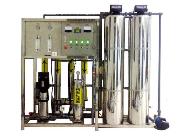 1吨反渗透纯净水设备