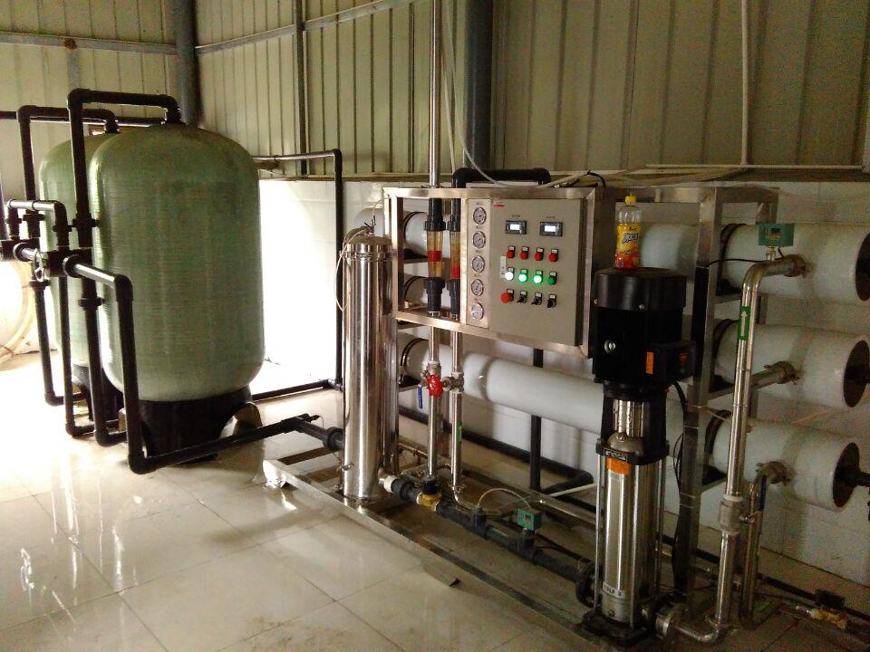 8吨单级反渗透机,贵州纯净水