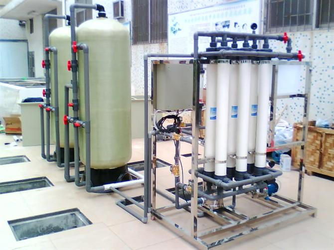 贵州饮用矿泉水生产设备