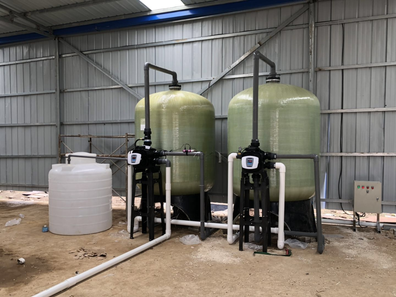 大型软化水处理设备,软水设