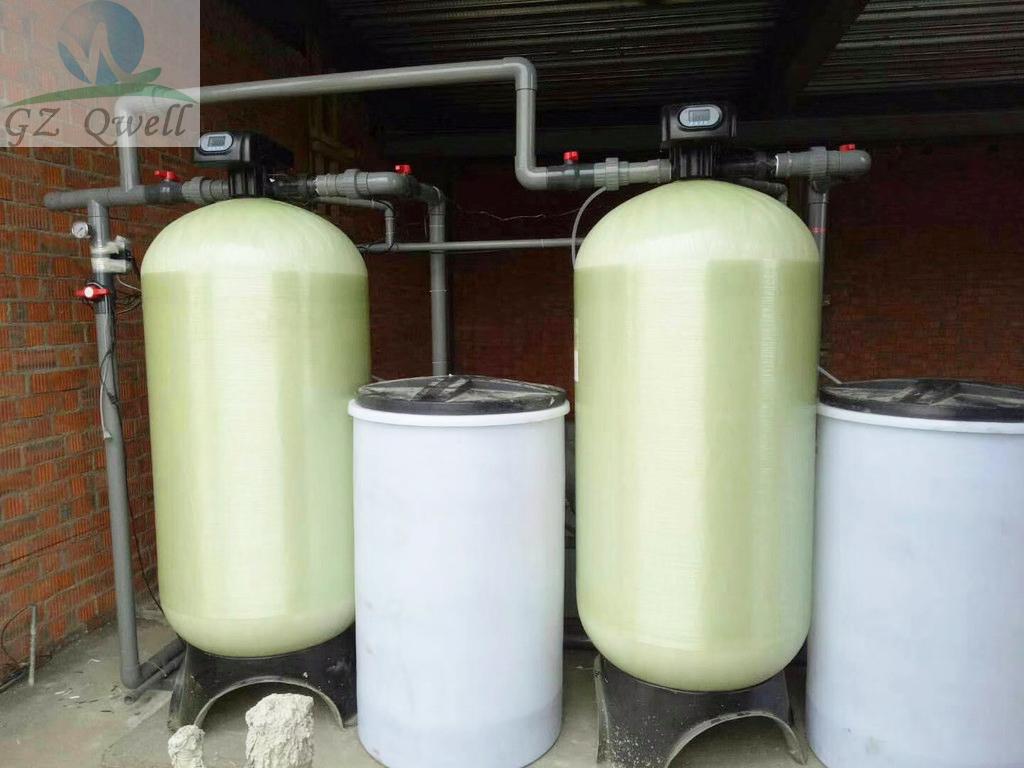 贵州酒店软化水处理设备