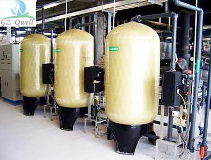 贵州6吨自动井水软化设备