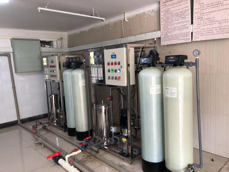 大学校园直饮水设备