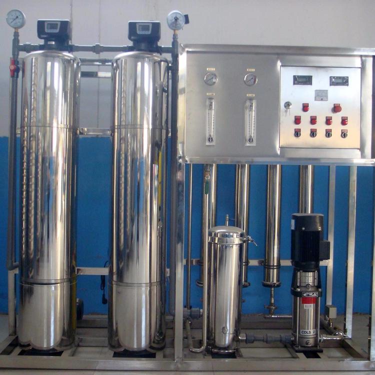 小型工厂直饮水设备,反渗透设备