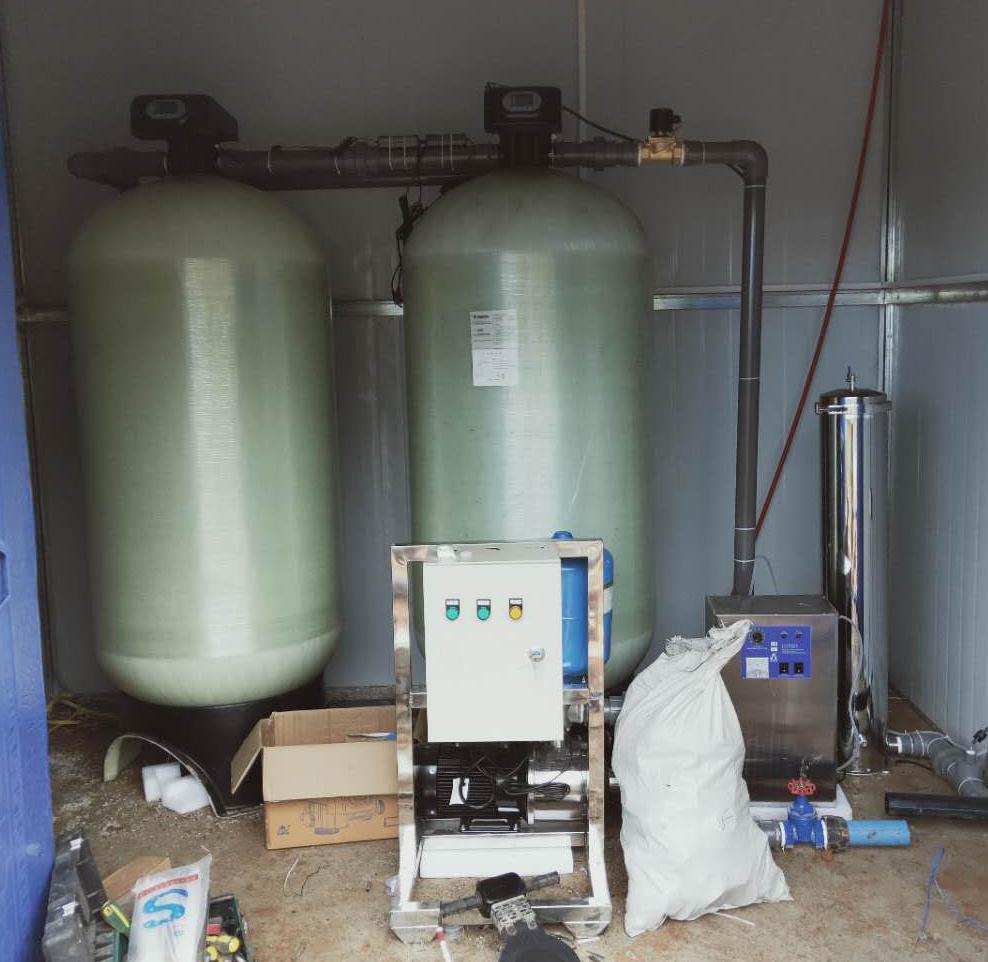 除铁锰设备,地下水过滤设备