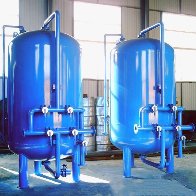 井水过滤设备,去铁锰过滤器