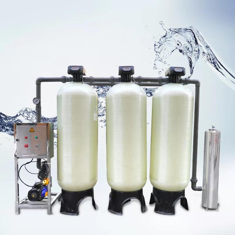地下井水处理设备,水过滤设备