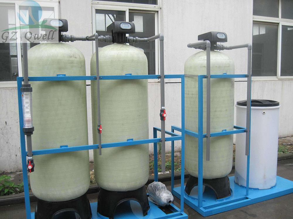 深井水净化设备,地下水过滤