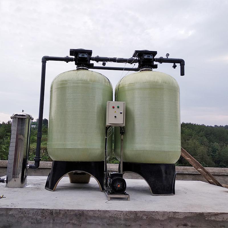 地下水去除铁锰设备,净化水