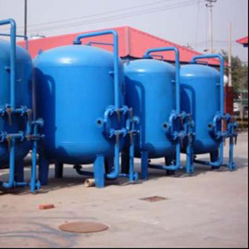 湖水/河水/井水过滤净化设备