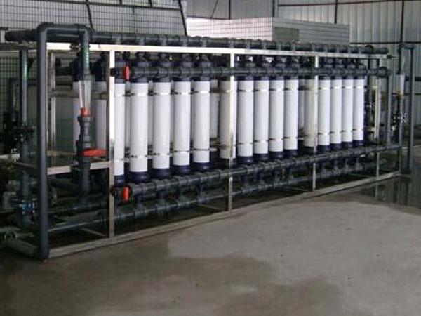 生活污水处理回用设备,中水