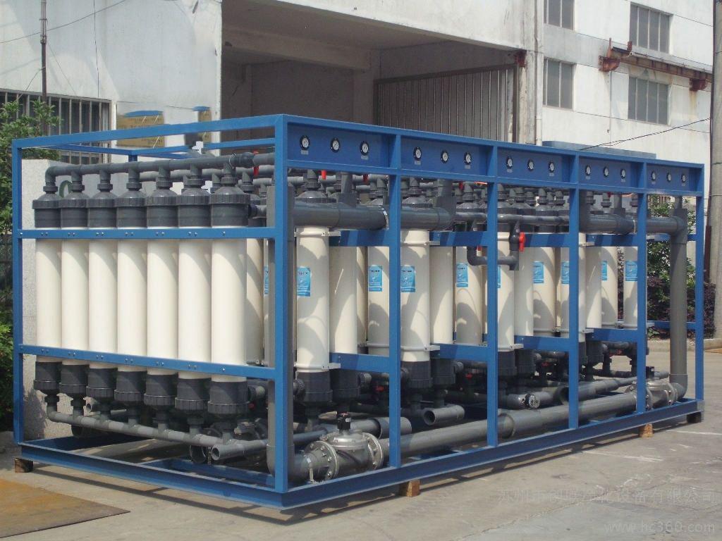 30吨中水回用设备,工业废水