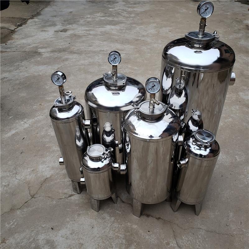 304不锈钢硅磷晶罐能除垢器批