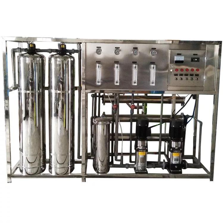 工业用纯净水设备,纯化水设