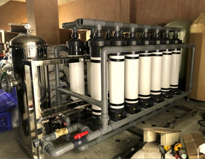 高速公路服务器生活用水设备