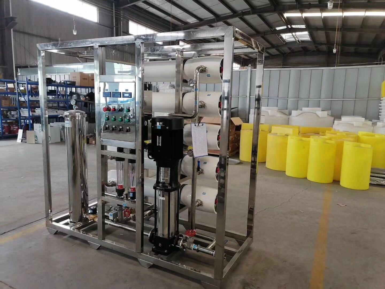 发电站生活用水净化设备,贵