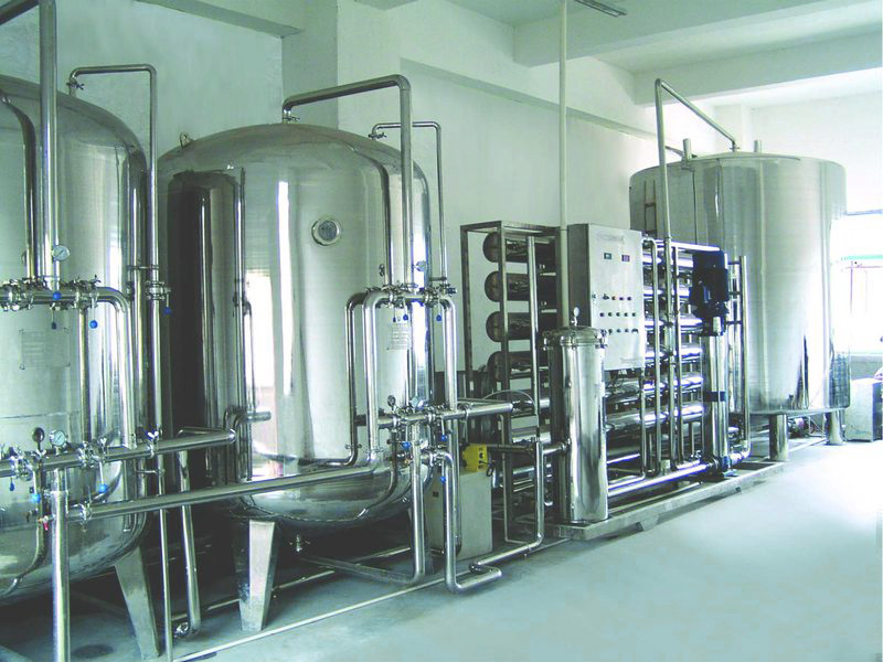 贵州水处理设备,食品行业用