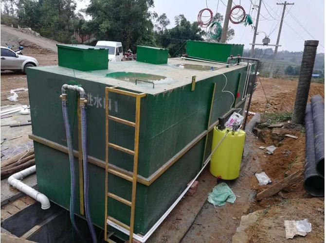 贵州地埋式污水处理设备,小