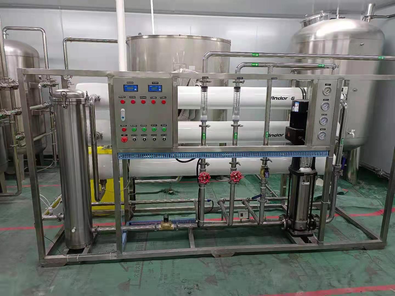 食品厂纯净水设备,贵阳纯水