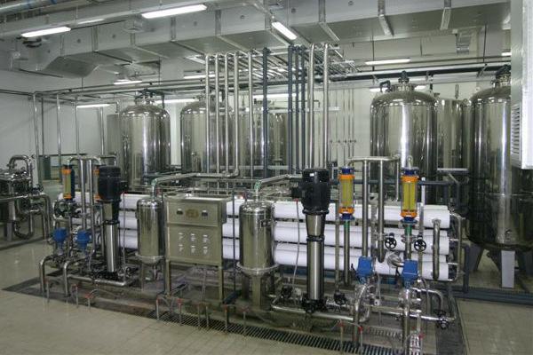 贵州遵义造酒厂原水过滤设备