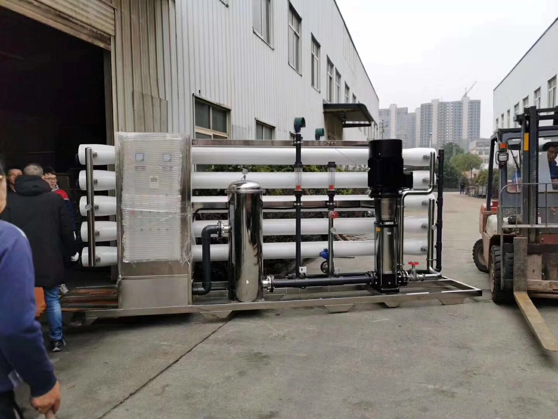 贵州6吨/时二级反渗透净水设